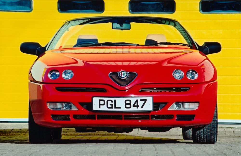 Mike Brewer Motoring - Modern Classics, Alfa Romeo GTV 916