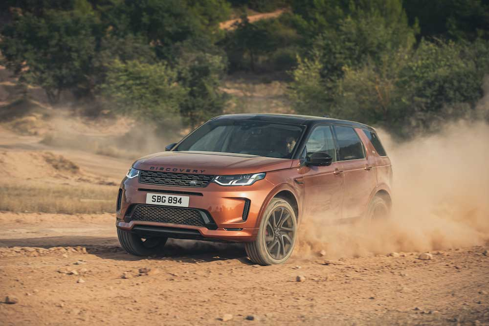 Mike Brewer Motoring - Discovery Sport