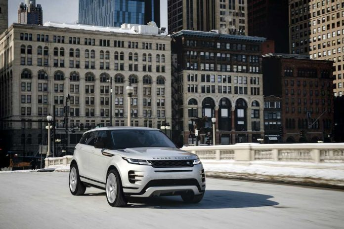 Mike Brewer Motoring - Range Rover Evoque