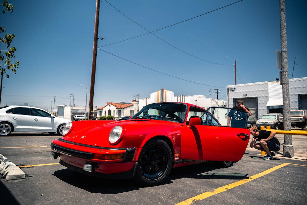 Mike Brewer Motoring - Mike's Porsche 911