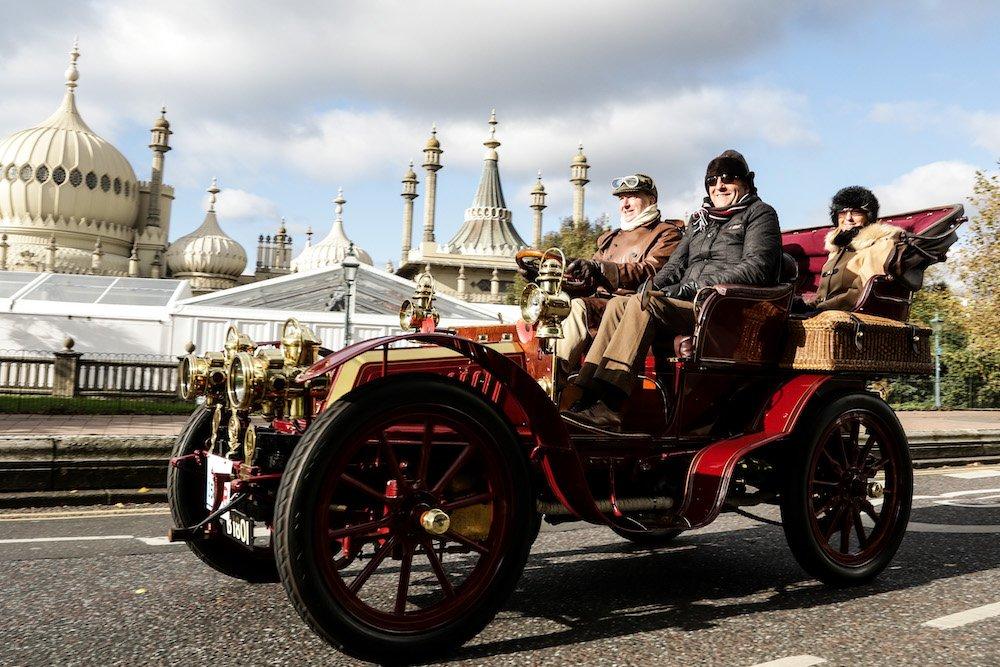 Mike Brewer Motoring - London to Brighton
