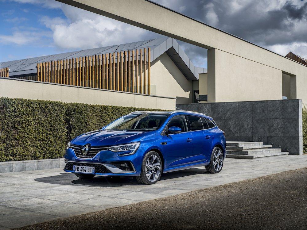 Mike Brewer Motoring - Renault Hybrid Range
