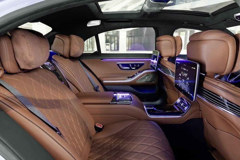 Mike Brewer Motoring- Mercedes Benz S Class