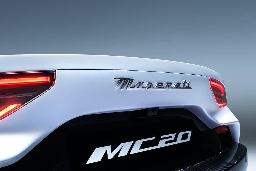 Mike Brewer Motoring - Maserati MC20
