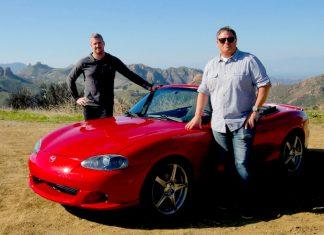 Mike Brewer Motoring - Wheeler Dealers Mazda