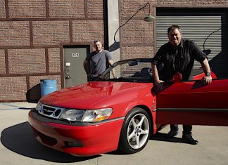 Mike Brewer Motoring - Wheeler Dealers Saab Viggen