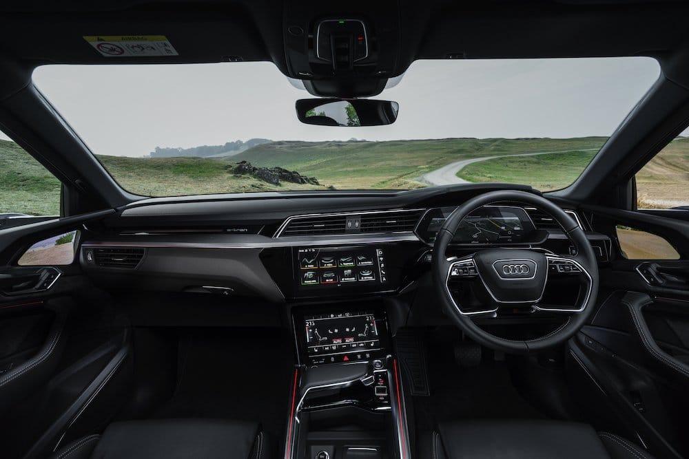 Mike Brewer Motoring - Audi E-Tron Sportback