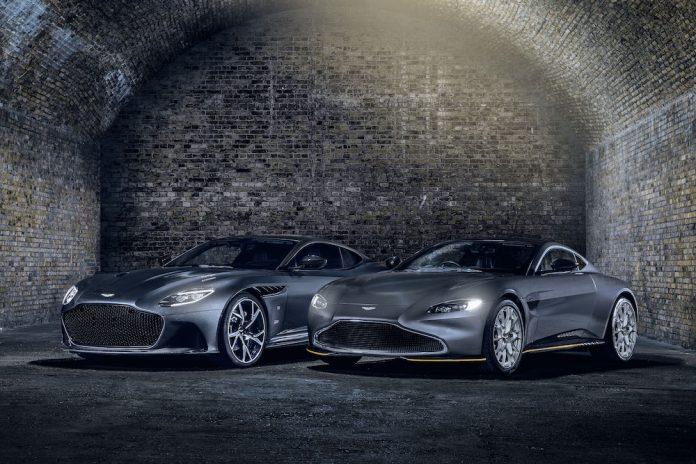 Mike Brewer Motoring - Aston Martin James Bond