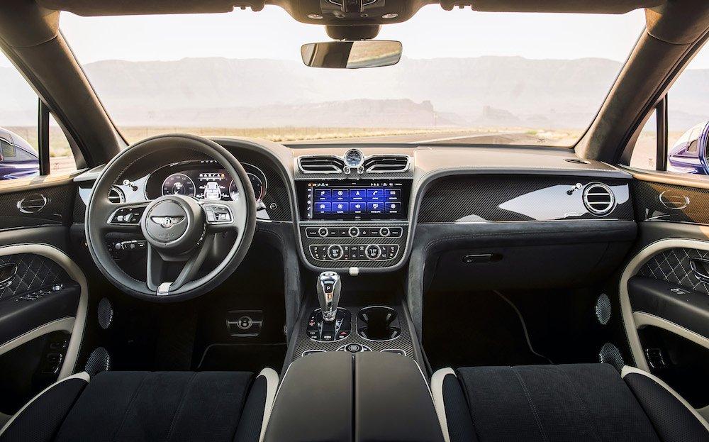 Mike Brewer Motoring - Bentley Bentayga