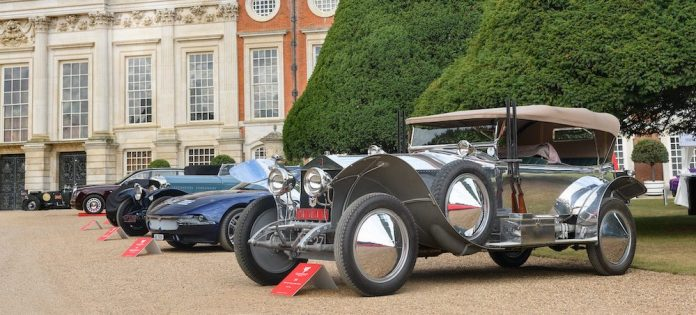 Mike Brewer Motoring - Concours of Elegance