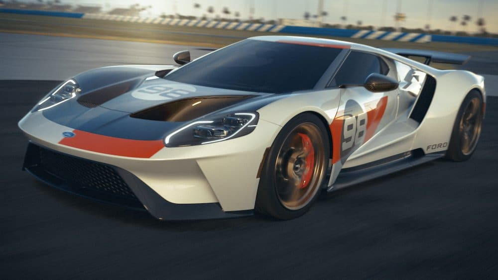 Mike Brewer Motoring - Ford GT