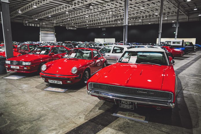 Mike Brewer Motoring - Classic Car Auctions