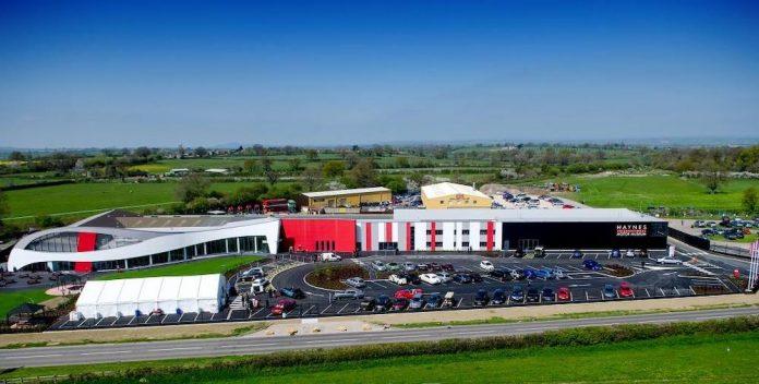 Mike Brewer Motoring - Haynes International Motor Museum