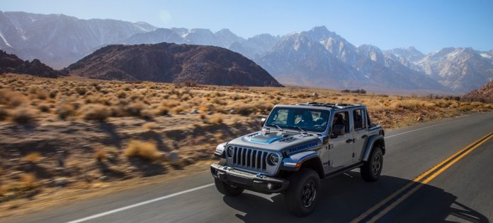 Mike Brewer Motoring - Jeep Wrangler 4xe