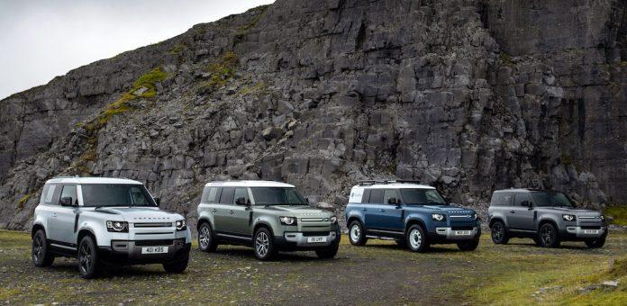 Mike Brewer Motoring - Land Rover Defender