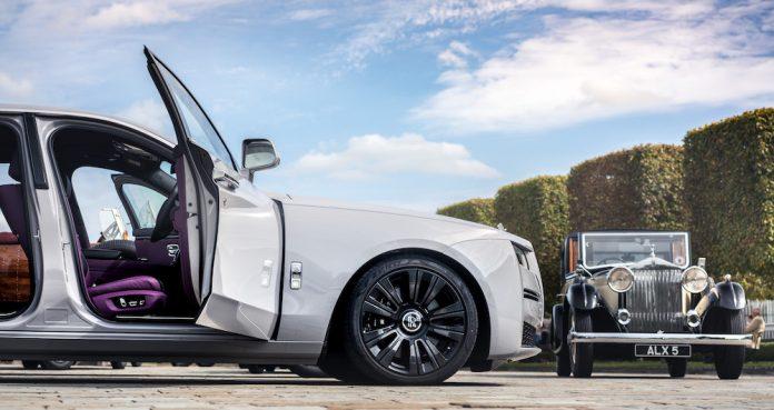 Mike Brewer Motoring - Rolls Royce Ghost