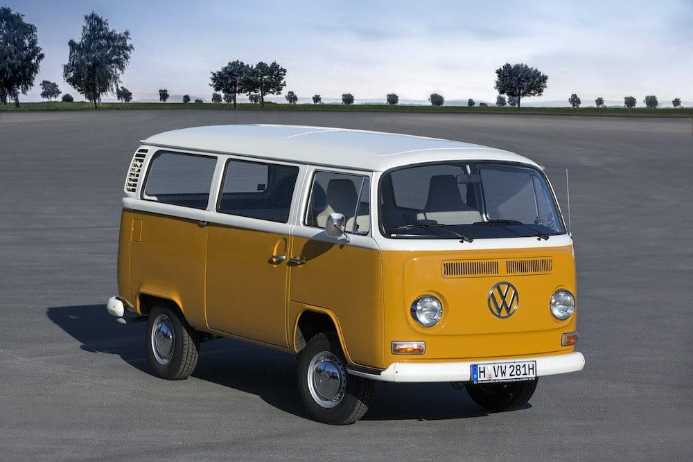 Mike Brewer Motoring - Volkswagen Transporter - Type 2 Bay Window
