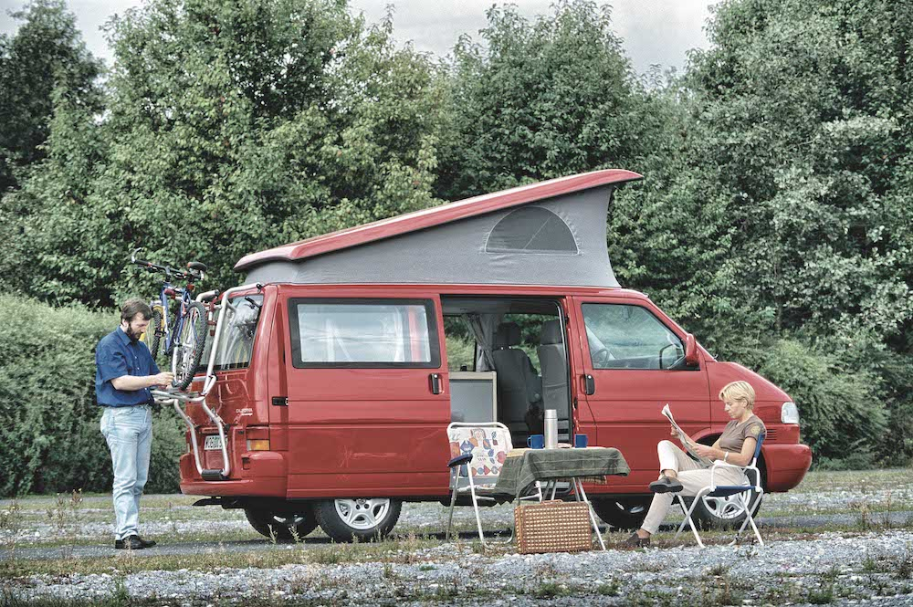 Mike Brewer Motoring - Volkswagen Transporter - T4 Camper