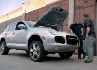Mike Brewer Motoring - Wheeler Dealers Porsche