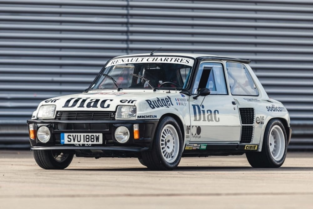 Mike Brewer Motoring - Silverstone Auctions Rally Cars