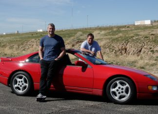 Mike Brewer Motoring - Wheeler Dealers 1991 Nissan 300ZX