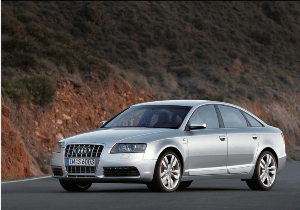 Mike Brewer Motoring - Biggest Engines Audi