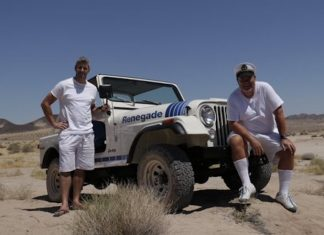 Mike Brewer Motoring - Wheeler Dealers Jeep