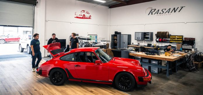 Mike Brewer Motoring - Porsche Rasant Products