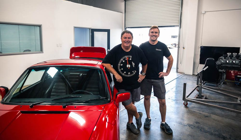 Mike Brewer Motoring - Porsche Rasant Product