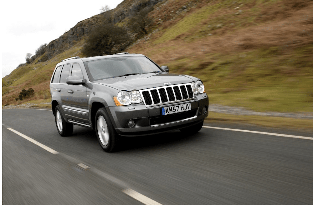 Mike Brewer Motoring - Biggest Engines Jeep
