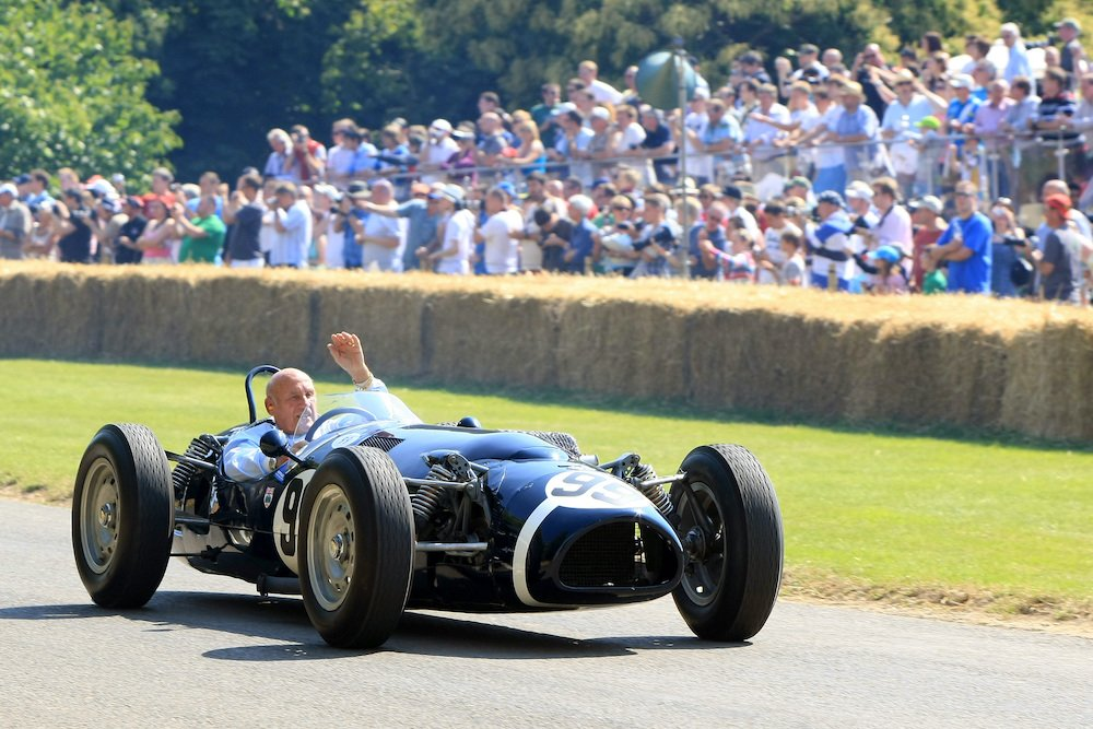 Mike Brewer Motoring - Goodwood Speed Week