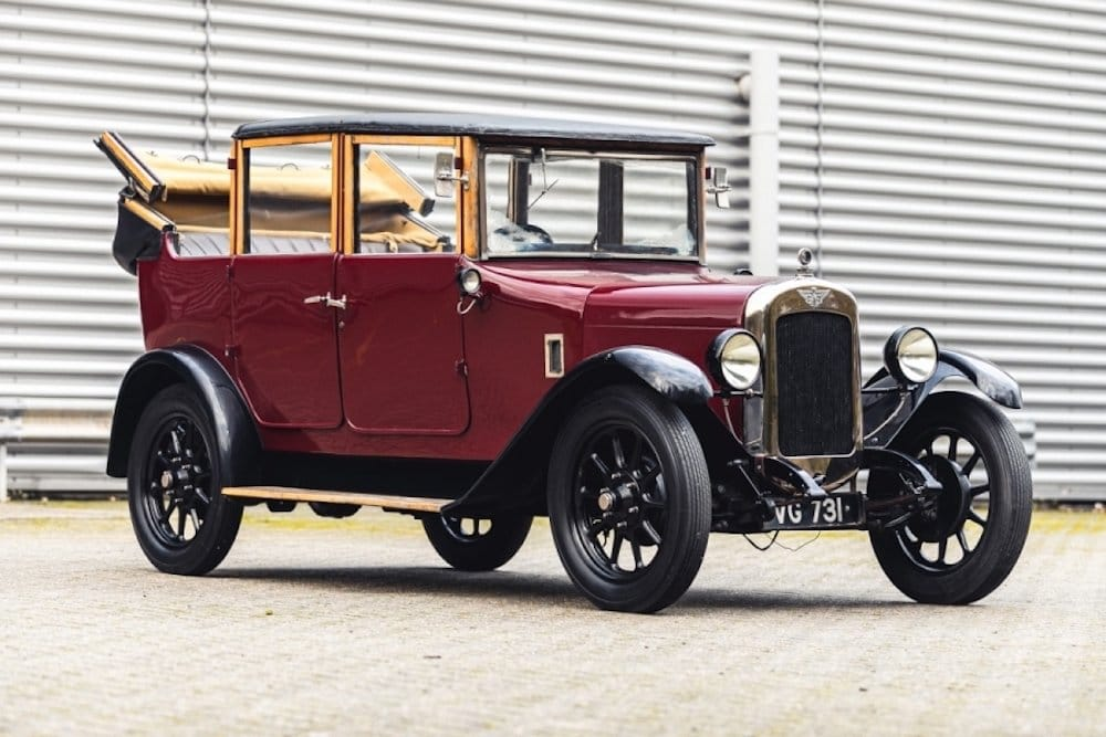 Mike Brewer Motoring - Classic Car Auctions 1928 Austin