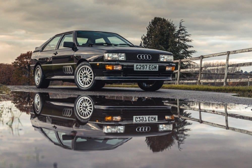 Mike Brewer Motoring - Classic Car Auctions 1989 Audi Quattro