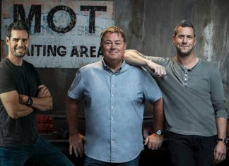 Mike Brewer Motoring - Wheeler Dealers Cast Change