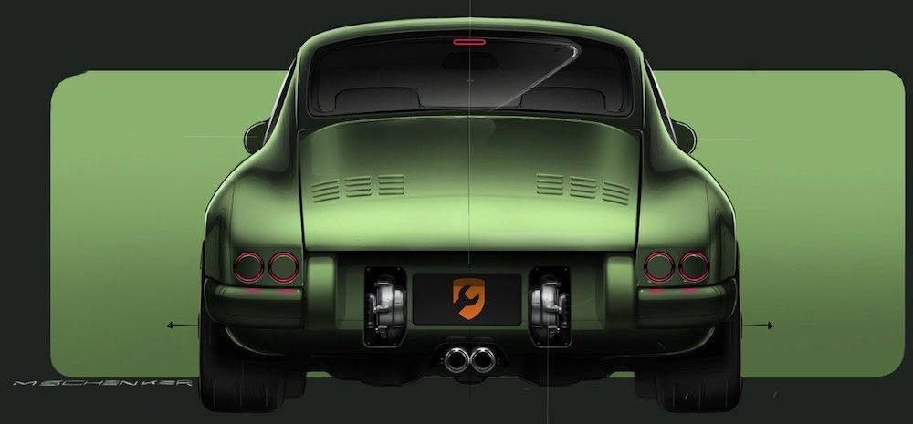 Mike Brewer Motoring - Michael O'Neal's Blasphemy Porsche