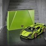 Mike Brewer Motoring - LEGO Lamborghini