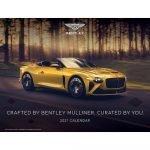 Mike Brewer Motoring - Bentley Calendar
