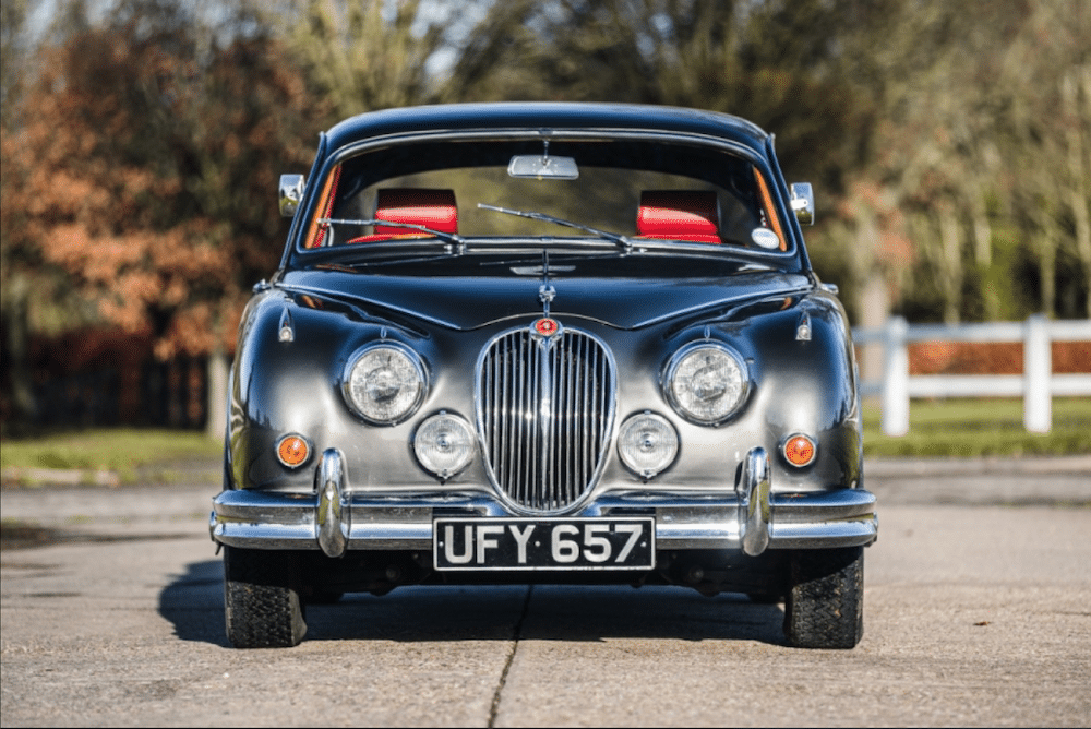 Mike Brewer Motoring - Classic Car Auctions 1961 Jaguar Mk2