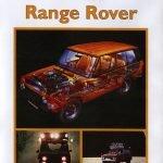 Mike Brewer Motoring - Range Rover DVD