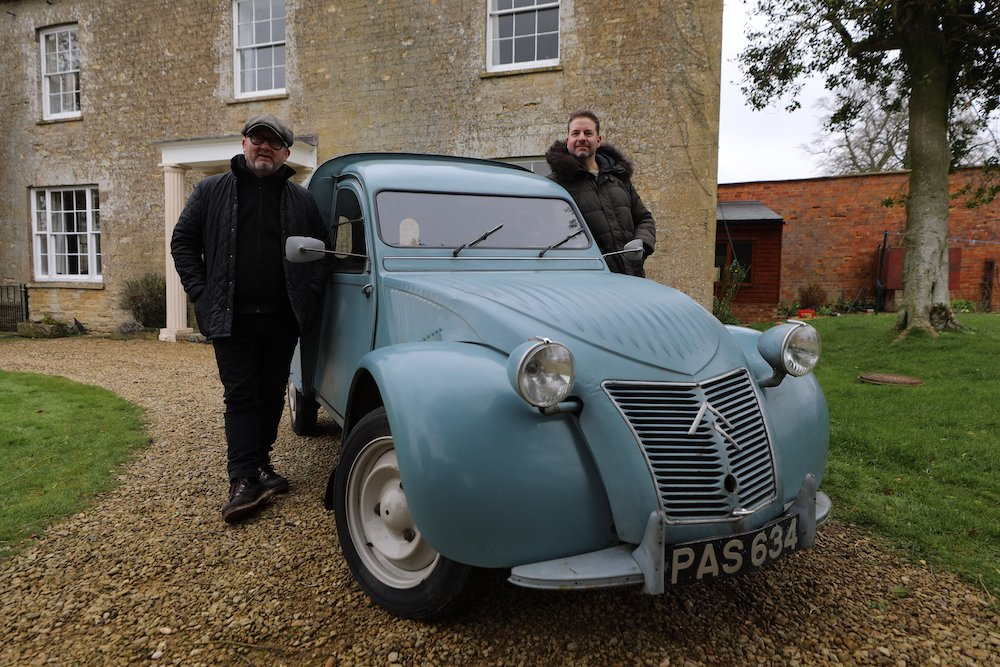 Mike Brewer Motoring - Salvage Hunters: Classic Cars