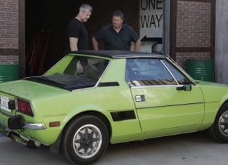 Mike Brewer Motoring - Wheeler Dealers Fiat X19
