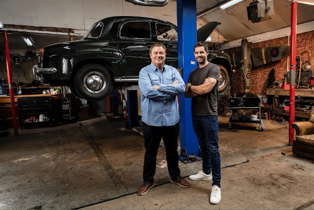 Mike Brewer Motoring - Wheeler Dealers Dream Car