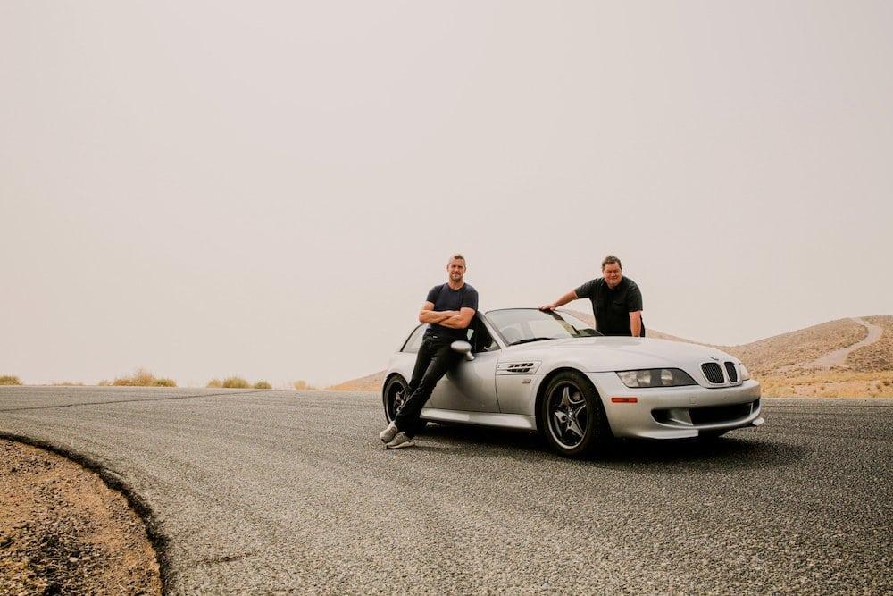 Mike Brewer Motoring - Wheeler Dealers BMW Z3 M