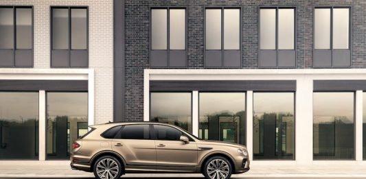 Mike Brewer Motoring - New Cars Bentley Bentayga