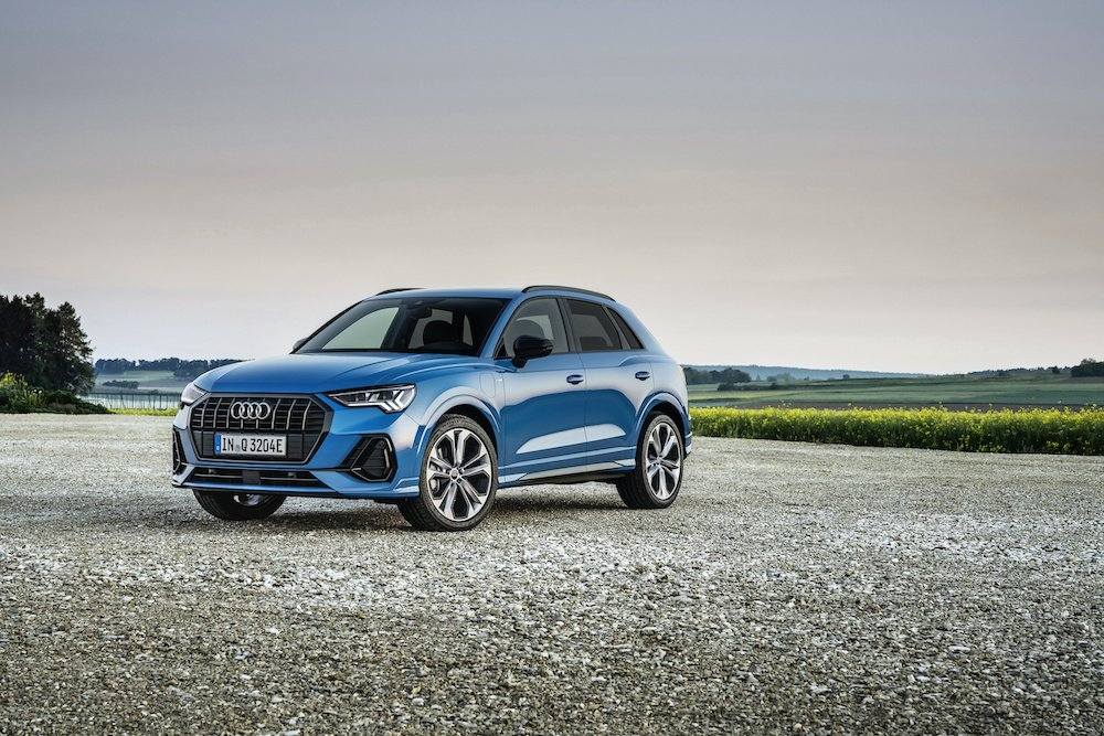 Mike Brewer Motoring - New Cars Audi Q3