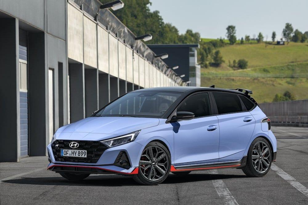 Mike Brewer Motoring - New Cars Hyundai i20N