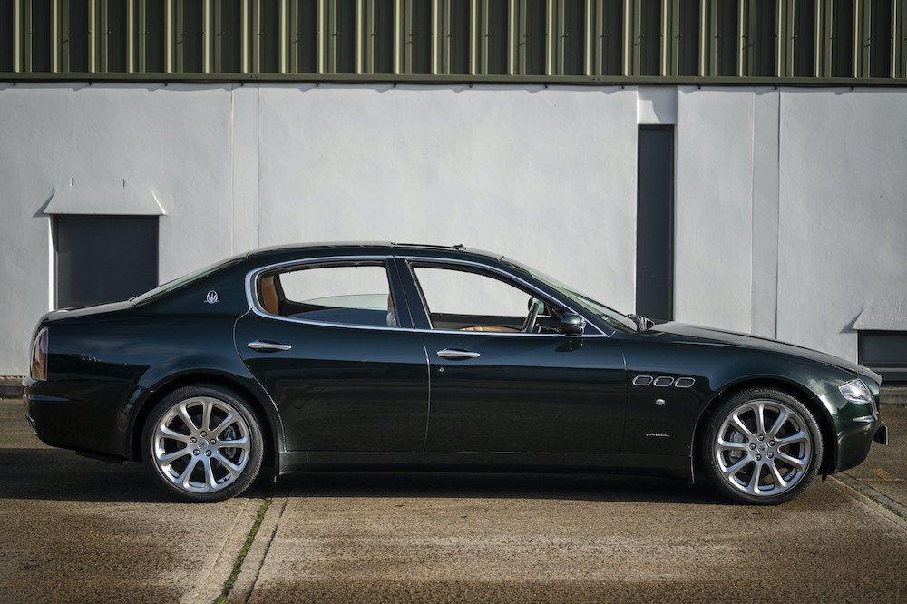 Mike Brewer Motoring - Elton John's Maserati