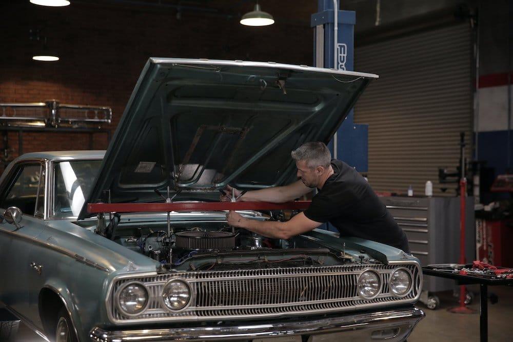 Mike Brewer Motoring - Wheeler Dealers Dodge Coronet