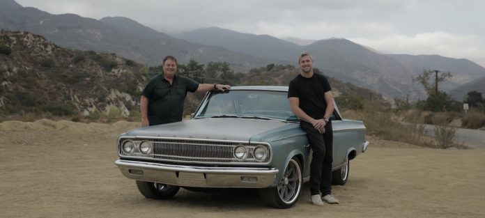 Mike Brewer Motoring - Wheeler Dealers Dodge Coronet