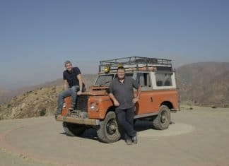 Mike Brewer Motoring - Wheeler Dealers Land Rover